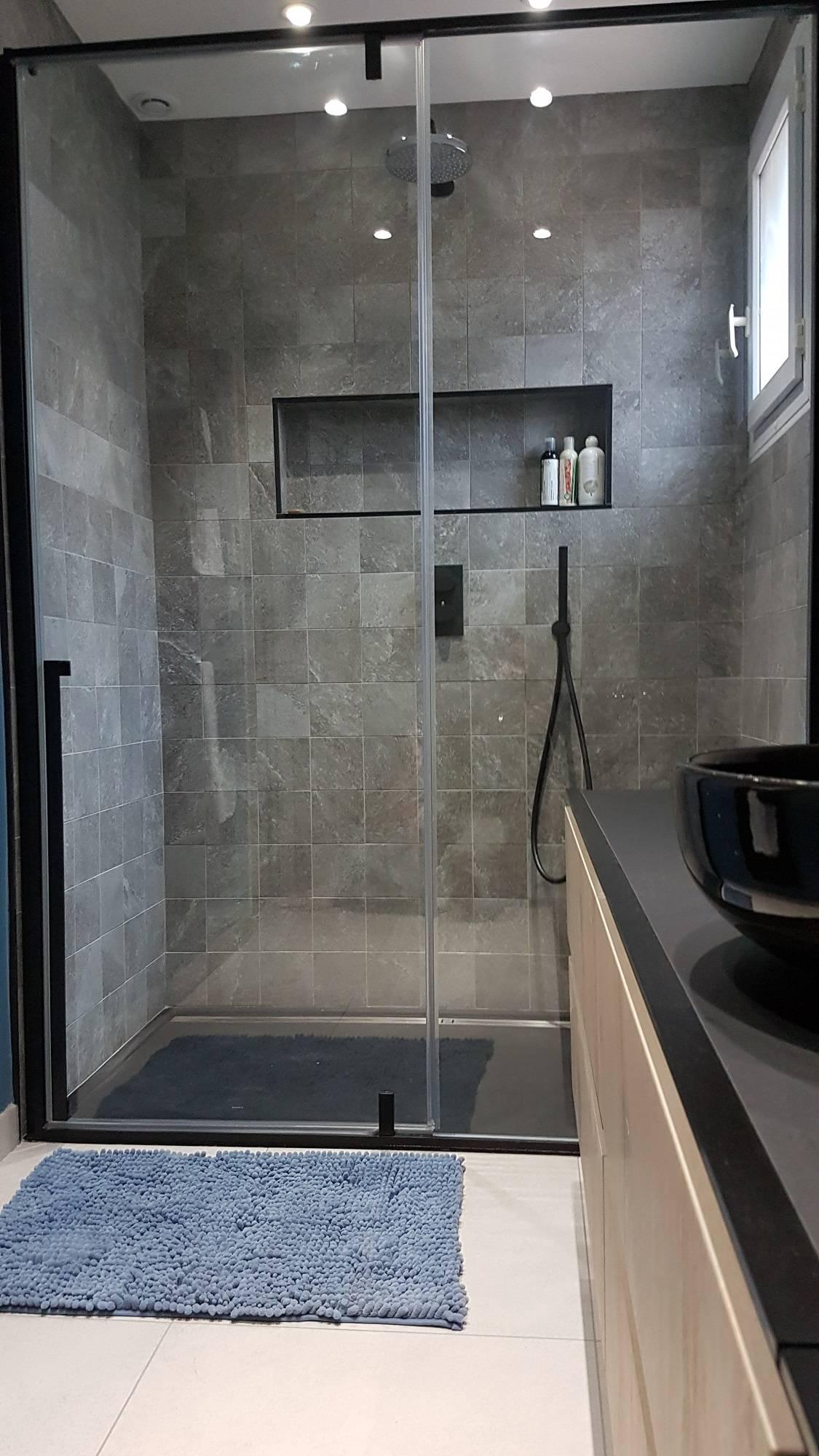 Salle De Bain Industrielle projet salle de bain industrielle et wc assorti à gardanne